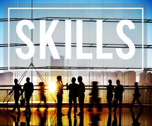 51727466 - skill ability qualification performance talent concept